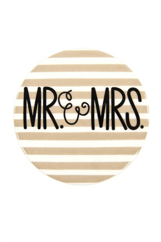 HAPPY EVERYTHING MR. AND MRS. MINI ATTACHMENT {product_vendor} - A. Dodson's