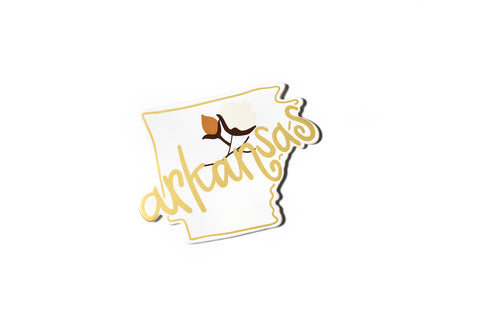 HAPPY EVERYTHING ARKANSAS MOTIF MINI ATTACHMENT
