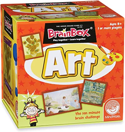 BRAIN BOX - ART