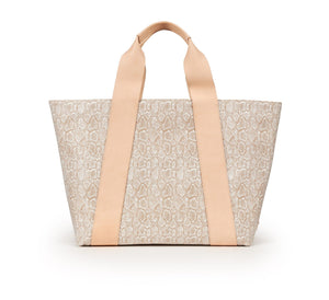 CONSUELA LARGE CARRYALL - CLAY