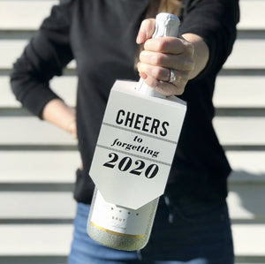 Cheers 2020 | Wine & Spirit Tag
