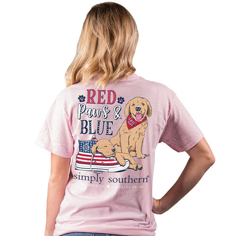 SIMPLY SOUTHERN SNEAKERS SHIRT