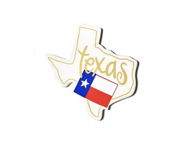HAPPY EVERYTHING TEXAS MOTIF BIG ATTACHMENT