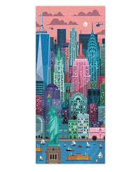 PUZZLE 1000 PC LITTLE  FRIENDS NEW YORK