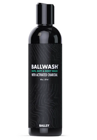 Ballwash and Body Wash by Ballsy