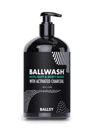 Ballwash XL Pump Bottle by Ballsy