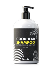 Good Head Shampoo by Ballsy