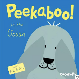 PEEKABOO! IN THE OCEAN