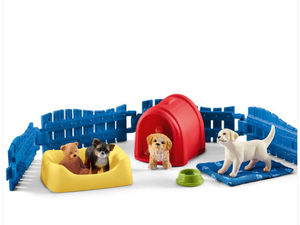 PUPPY PEN BY SCHLEICH