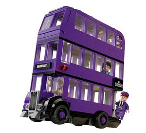 THE KNIGHT BUS HARRY POTTER LEGO