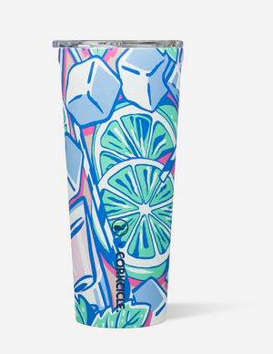 16OZ VINEYARD VINES MINT JULEP TUMBLER CORKCICLE
