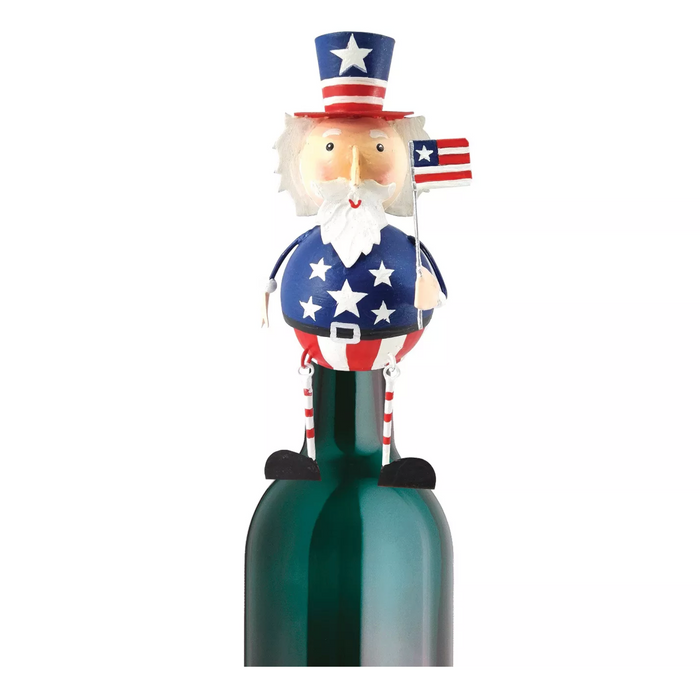 Uncle Sam Bottle Holder