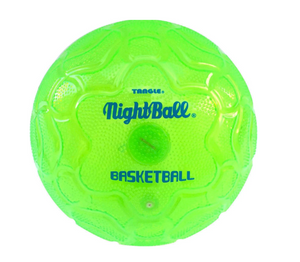 Copy of Tangle NightBall Basketball - Green