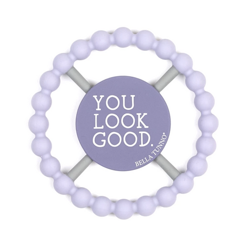 YOU LOOK GOOD HAPPY TEETHER, Bella Tunno - A. Dodson's