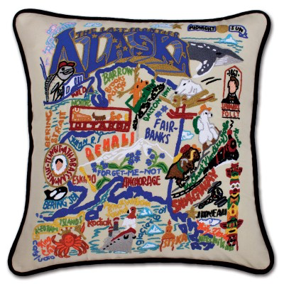 ALASKA PILLOW BY CATSTUDIO, Catstudio - A. Dodson's