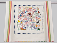 MARYLAND DISH TOWEL BY CATSTUDIO Catstudio - A. Dodson's