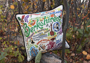 BERKSHIRES PILLOW BY CATSTUDIO