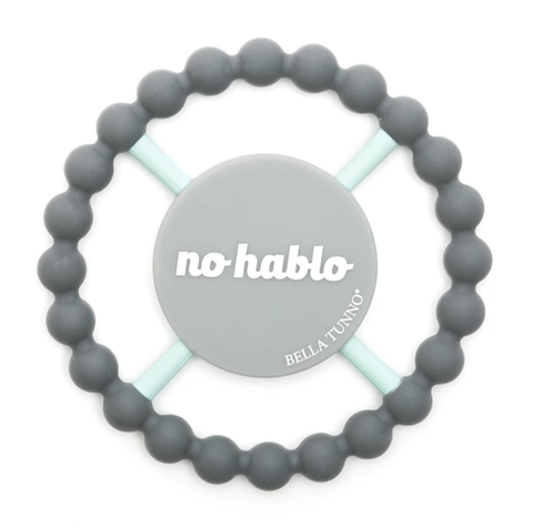 NO HABLO HAPPY TEETHER, Bella Tunno - A. Dodson's
