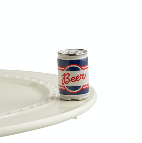 NORA FLEMING BEER CAN MINI, Nora Fleming - A. Dodson's