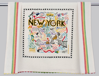 NEW YORK CITY DISH TOWEL BY CATSTUDIO Catstudio - A. Dodson's