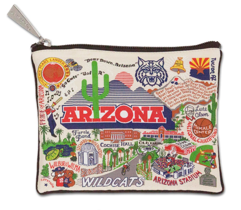 UNIVERSITY OF ARIZONA POUCH, Catstudio - A. Dodson's