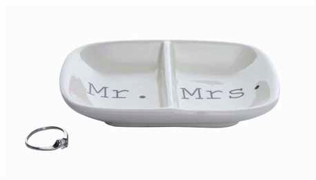 MR. AND MRS. DISH