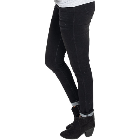 SIMPLY SOUTHERN BLACK DENIM JEANS