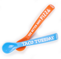 TACO TUESDAY / PIZZA SPOON SET