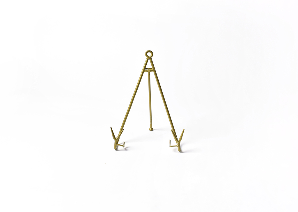 HAPPY EVERYTHING LARGE FLARE PLATE STAND GOLD Happy Everything - A. Dodsonu0027s  sc 1 st  A. Dodsonu0027s & HAPPY EVERYTHING LARGE FLARE PLATE STAND GOLD u2013 A. Dodsonu0027s