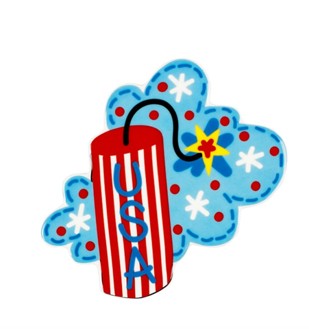 HAPPY EVERYTHING FIRECRACKER MINI ATTACHMENT {product_vendor} - A. Dodson's