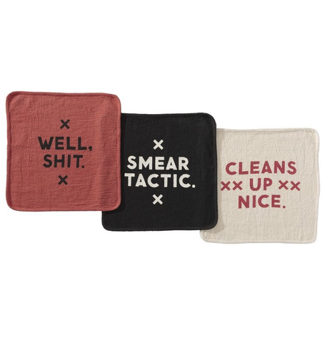 SHOP TOWELS