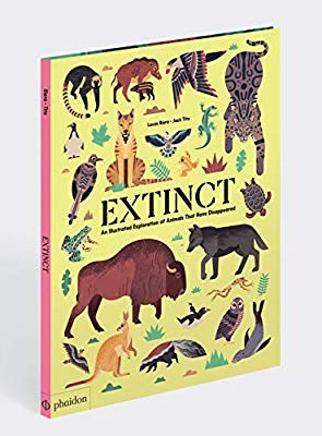 EXTINCT: AN ILLUSTRATED EXPLORATION OF ANIMALS, Hachette Books - A. Dodson's