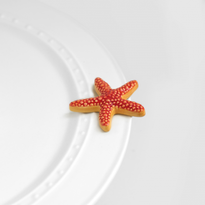 NORA FLEMING SEA STAR STARFISH MINI A66, Nora Fleming - A. Dodson's