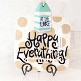 HAPPY EVERYTHING AT THE LAKE MINI ATTACHMENT