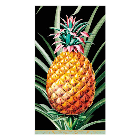 TROPICAL FRUIT GUEST TOWEL NAPKINS - 15ct, Caspari - A. Dodson's