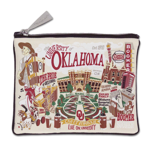 UNIVERSITY OF OKLAHOMA POUCH