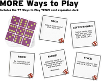 77 WAYS TO PLAY TENZI by Tenzi