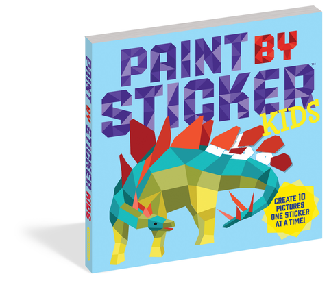 PAINT BY STICKER KIDS, Workman Publishing - A. Dodson's
