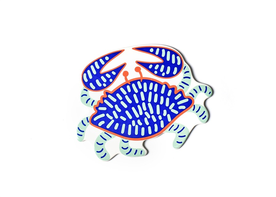 HAPPY EVERYTHING BLUE CRAB BIG ATTACHMENT