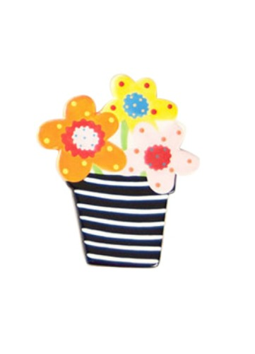 HAPPY EVERYTHING FLOWERS MINI ATTACHMENT