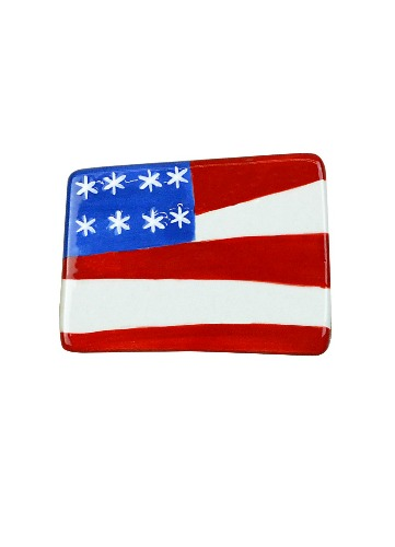 HAPPY EVERYTHING FLAG MINI ATTACHMENT {product_vendor} - A. Dodson's