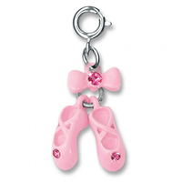 BALLET SLIPPER DUO CHARM