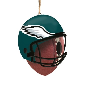PHILADELPHIA EAGLES BIRDHOUSE, Evergreen - A. Dodson's