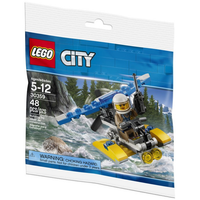 LEGO City Police Water Plane