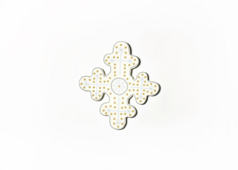 HAPPY EVERYTHING NEUTRAL CROSS MINI ATTACHMENT Happy Everything - A. Dodson's