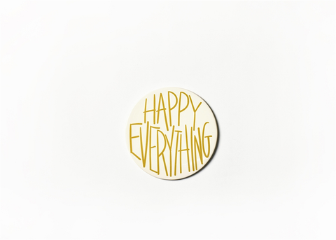 HAPPY EVERYTHING GOLD BIG ATTACHMENT, Happy Everything - A. Dodson's