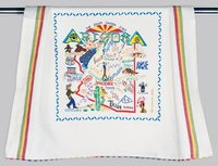 ARIZONA DISH TOWEL BY CATSTUDIO Catstudio - A. Dodson's