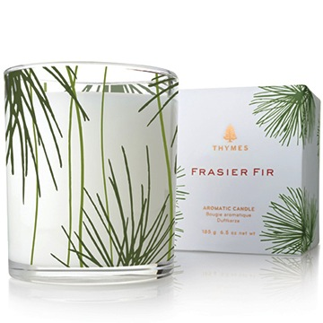 FRASIER FIR POURED CANDLE (6.5 OZ)