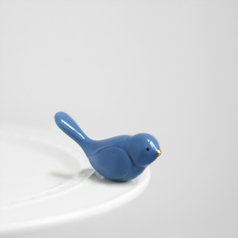 NORA FLEMING BLUE BIRD MINI, Nora Fleming - A. Dodson's