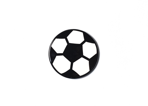 HAPPY EVERYTHING SOCCER BALL MINI ATTACHMENT, Happy Everything - A. Dodson's